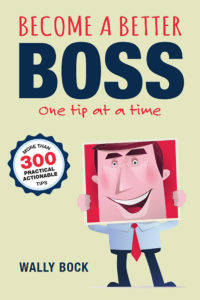 Become a Better Boss One Tip at a Time cover
